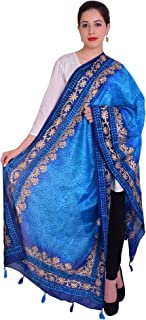 Duppata Designer Indian Bollywood Ethnic Women Party Wear Duppata
