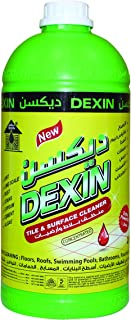 DEXIN is offered as very effective cleaning material and solvent to remove cement,gypsum,rust and dirt from tiles,ceramic...