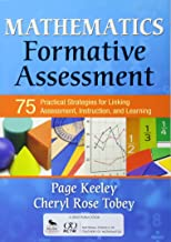 Sage Publications Mathematics Formative Assessment Book, Volume 1