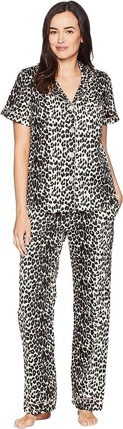 Short Sleeve Classic Pajama Set