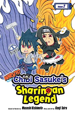 Naruto: Chibi Sasuke's Sharingan Legend, Vol. 2 (2)