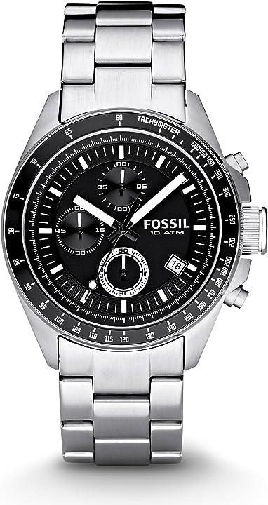 Orologio cronografo fossil CH2600