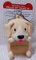 Bath Body Works Doggie Bag & Pocketbac Holder Labrador