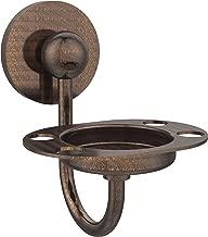 Allied Brass P1026-VB Toothbrush/Tumbler Holder, Venetian Bronze