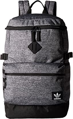 adidas - National Zip Top Backpack