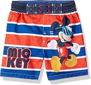 Mickey Mouse Boys Swim Trunks Swimwear (Baby/Toddler)