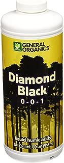 General Hydroponics GH5362 Diamond Black for Plants, 1-Quart