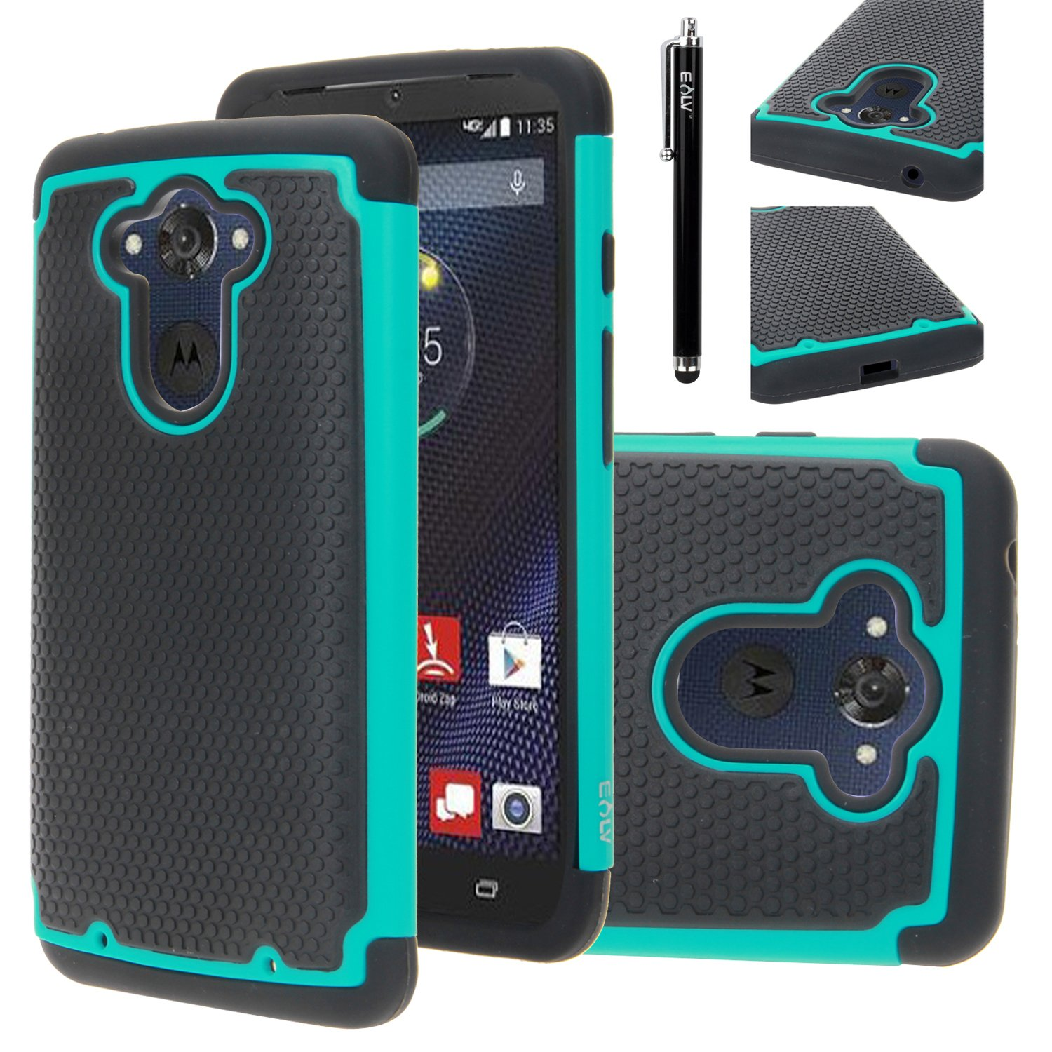 Droid Turbo Case LV Cover