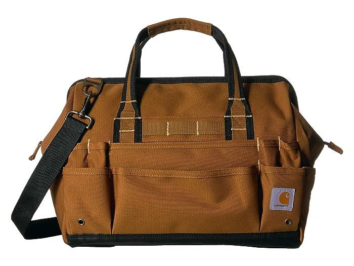 Carhartt  16 Legacy Tool Bag (/Brown) Athletic Handbags