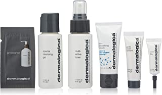 Dermalogica Normal/Dry Skin Kit: Cleanser + Toner + Smoothing Cream + Exfoliant + Eye Reapir