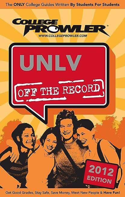 UNLV 2012 (English Edition)