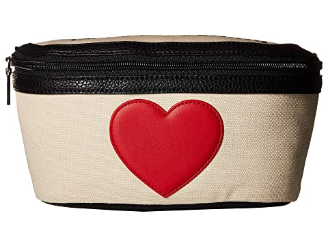 LOVE Moschino Canvas Belt Bag