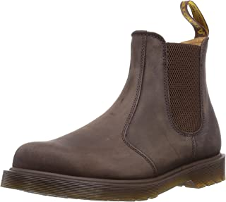 Dr. Martens Unisex 2976 Crazy Horse Chelsea Boot