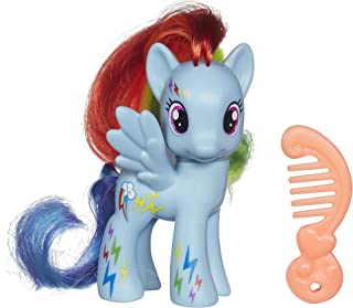 rainbow dash rainbow power toy