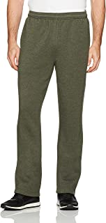 olive drab sweatpants