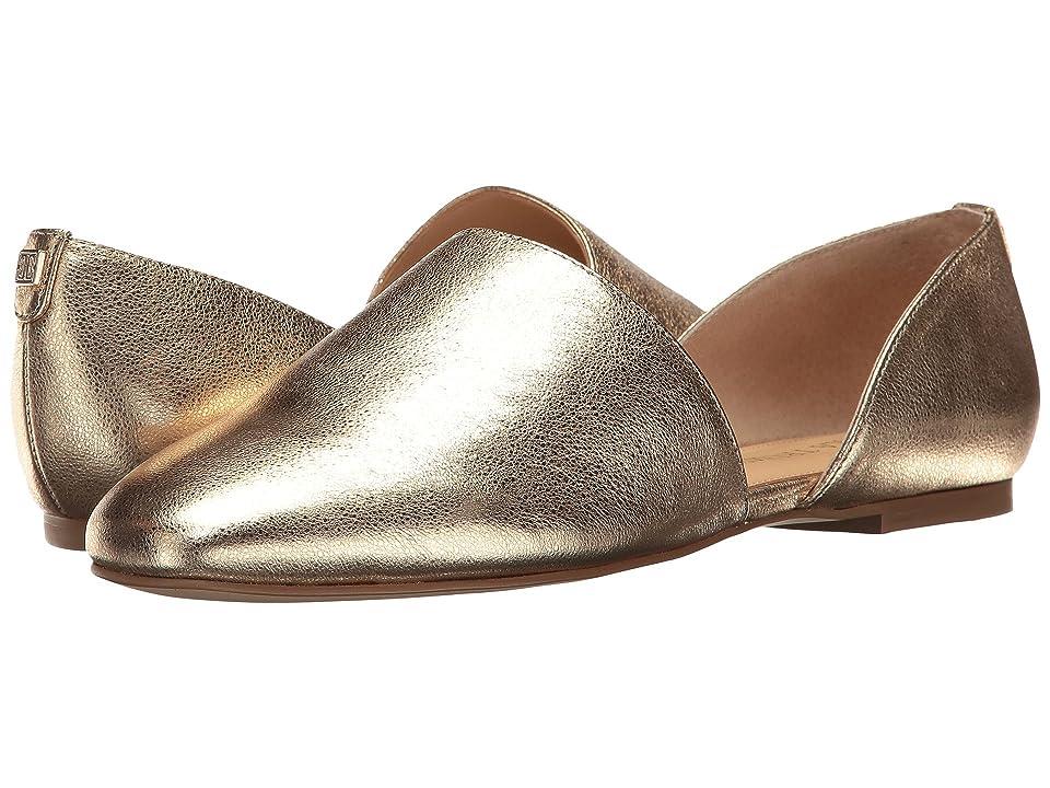 Ivanka Trump Euma (Gold Leather/Soko Wash) Women
