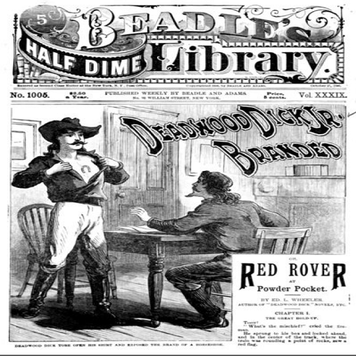 Deadwood Dick Jr. Branded