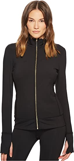 Kate Spade New York Athleisure Scallop Jacket