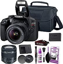 Canon Rebel T7i DSLR Camera (Body Only) International Model