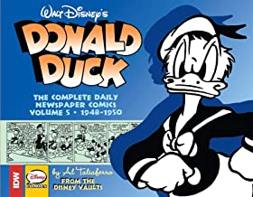 Walt Disney's Donald Duck: The Daily Newspaper Comics Volume 5 (DONALD DUCK Daily Newspaper)