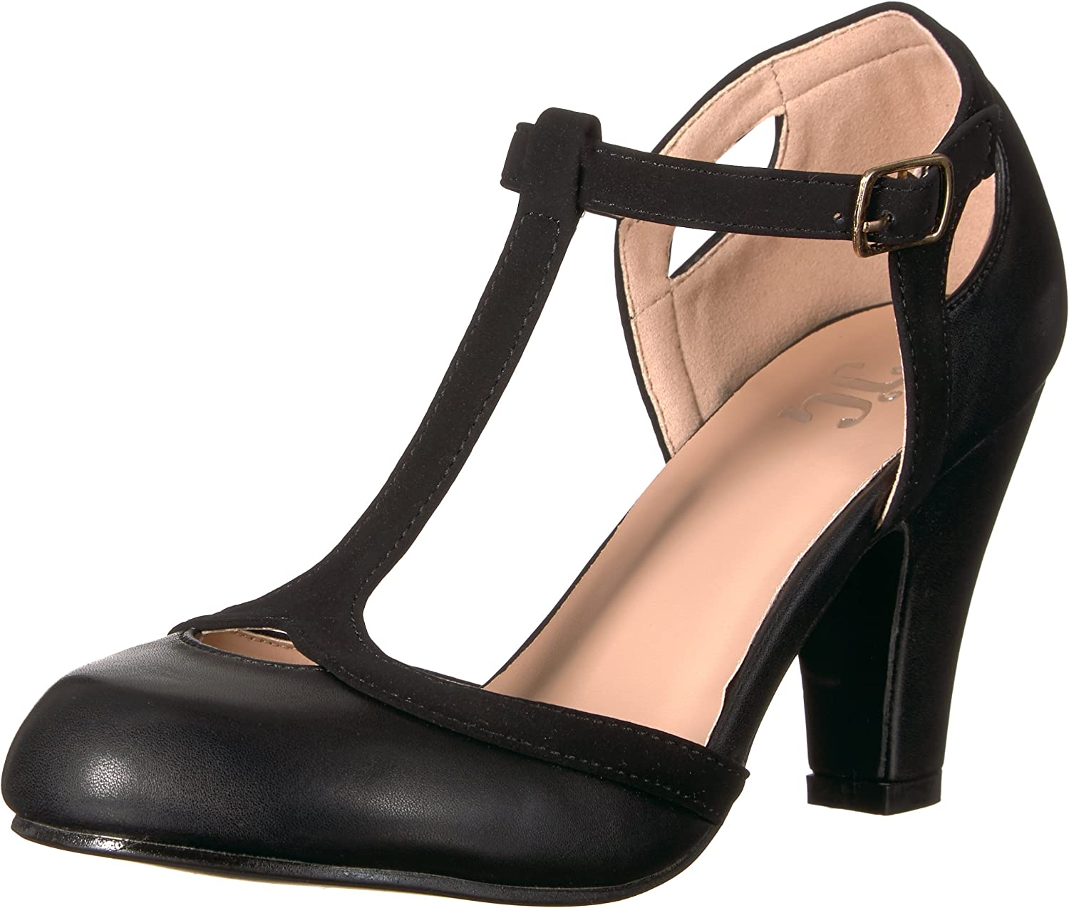 Year-end annual account Easy-to-use Brinley Co Women's Pump Oria