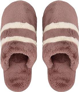 DRUNKEN Slipper for Women's Flip Flops House Slides Home Carpet Sandals