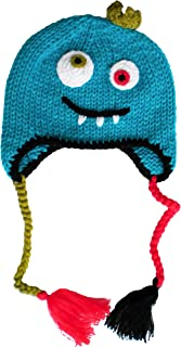 Huggalugs Baby and Toddler Monster Beanie Hat, Pants Legwarmers