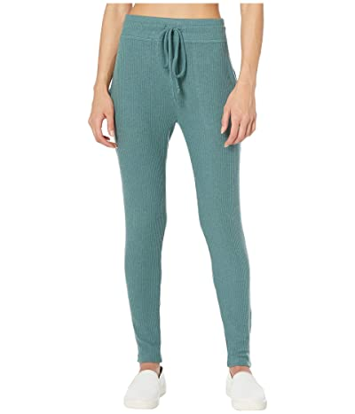 Beyond Yoga Your Line Midi Sweatpants (Wild Sage Heather) Women
