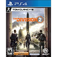 PlayStationStore deals on Tom Clancys The Division 2 PS4 Standard Edition