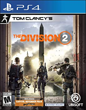 Tom Clancy's The Division 2 Standard Edition for PS4