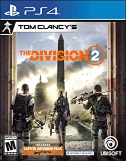 Tom Clancy's The Division 2(輸入版:北米)- PS4