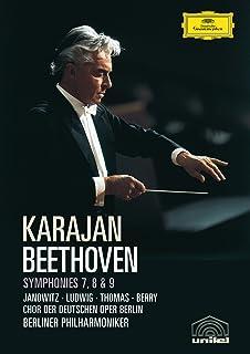 ベートーヴェン:交響曲第7番・第8番・第9番《合唱》 [DVD]