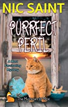 Purrfect Peril (The Mysteries of Max Book 7)