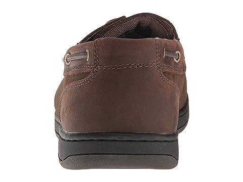 Bush barco Nunn Schooner de marrón ojos de dos Zapato oscuro 7IgwI