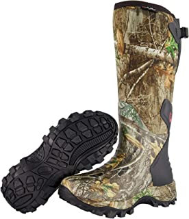 Woman's Neoprene Muck Boot | Insulated Waterproof Rubber Hunting Boot | Camouflage