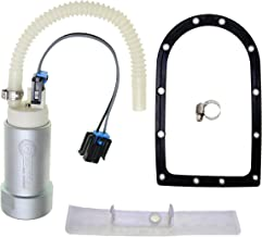 HFP-370HD-T5 Fuel Pump with Strainer and Tank Seal Replacement for Harley-Davidson Super Glide Custom FXDC FXDCI/Super Wide Custom FXDCI/Wide Glide FXDWG (2004-2018) Replaces 75249-04, 75249-04A