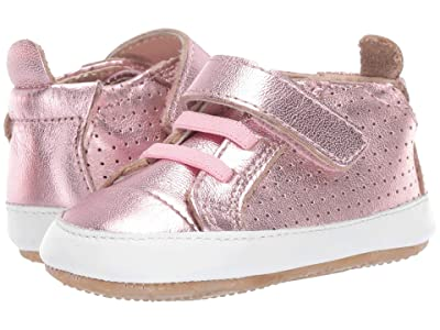 Old Soles Cheer Bambini (Infant/Toddler) (Pink Frost/Snow) Girl