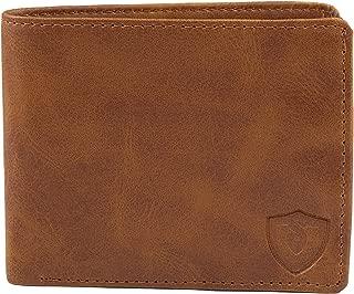 Keviv® Genuine Leather Wallet for Men || Men's Wallet || (Tan)
