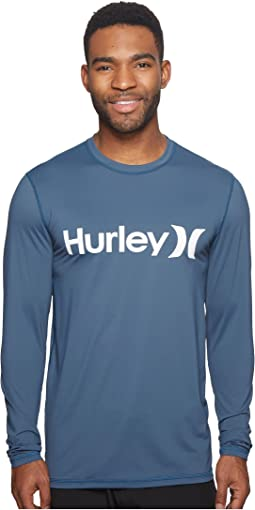 Hurley - One & Only Long Sleeve Surf Shirt