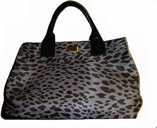 Tommy Hilfiger Women's Leopard Tote Bag Handbag