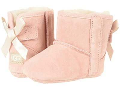 UGG Kids Jesse Bow II (Infant/Toddler) (Baby Pink) Girls Shoes