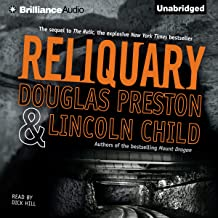 Reliquary: Pendergast, Book 2