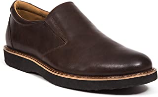 Deer Stags Walkmaster Twin Gore 1 Leather Slip On