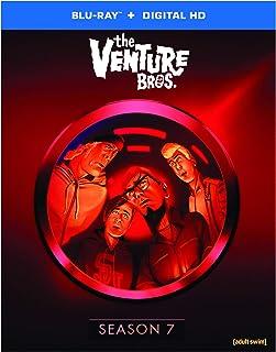Venture Bros.: The Complete Seventh Season (BD) [Blu-ray]