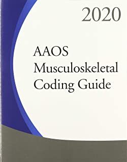 Aaos Musculoskeletal Coding Guide 2020