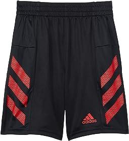 Pro Sport 3-Stripes Shorts (Big Kids)