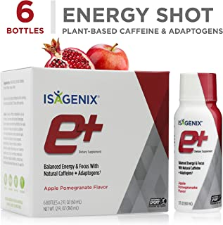 e+™ - Apple Pomegranate - 2-Ounce Bottle, 6 Count