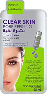 Skin Republic Pore Refining Face Mask Sheet