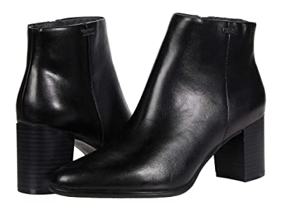 Rockport Camdyn Waterproof Bootie (Black) Women