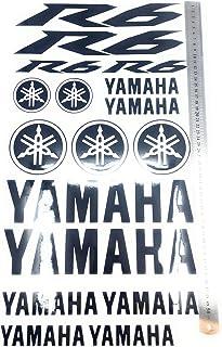 ALOBA kit pegatinas Vinilo para YAMAHA R6 vinilo de corte con papel transportador, tamaño de lamina 300mm x550mm varios colores disponibles